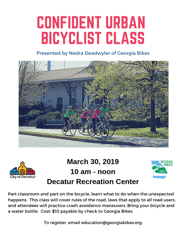 Confident Urban Bicyclist Class (1)
