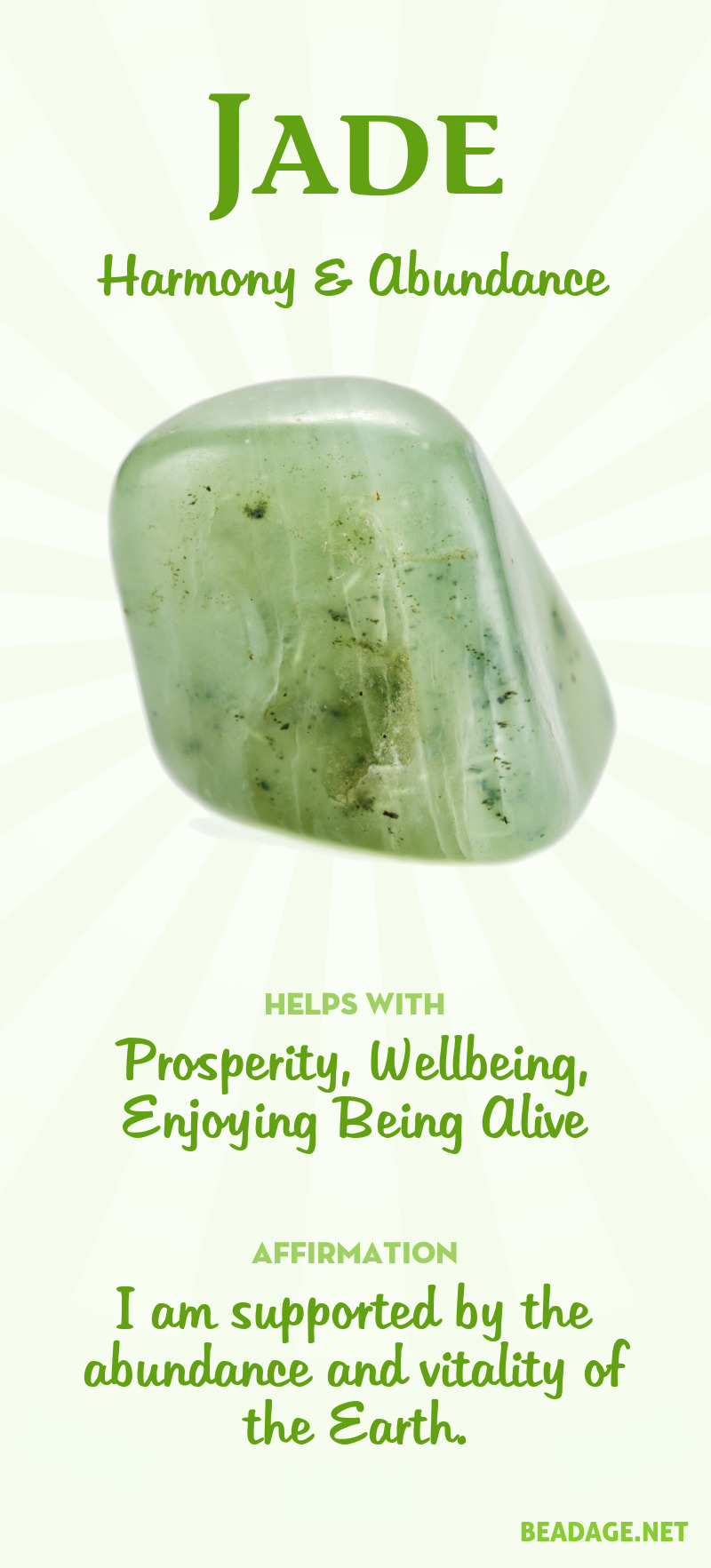 Jade Meaning & Healing Properties - Energy Muse