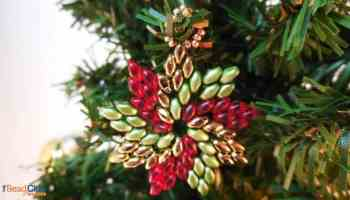 Beaded Christmas Ornaments Patterns.21 Stunning Beaded Christmas Ornament Patterns You Need To Make