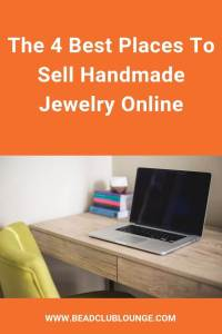 Want to sell your handmade jewelry online? Learn the best ways to sell jewelry and the pros and cons of each one. #sellinghandmadejewelry #tbcl