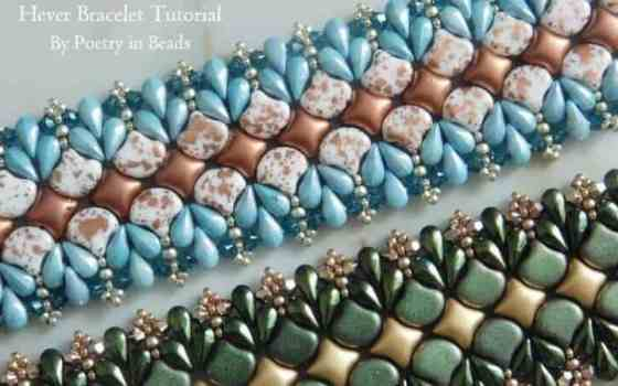 7 Stunning WibeDuo Bead Patterns You'll Want To Make