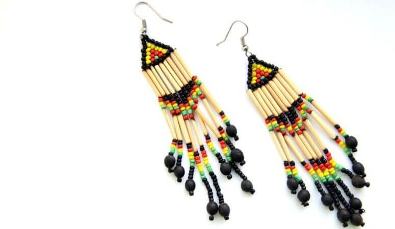 Beaded Fringe Earrings: 5 Fun, Free and Fabulous Designs