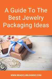 Need cheap, but cute jewelry packaging ideas for your unique handmade jewelry? Here's a list of the most common supplies you can use to package anything from necklaces to bracelets to earrings. #jewelrypackaging #beading #tbcl