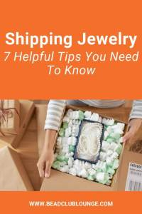 Planning to ship jewelry? Then, you won't want to miss out on these packaging ideas and tips for shipping internationally or locally. #shippingjewelry #beading #tbcl