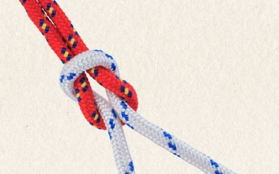 A Beginner's Guide for How To Tie A Square Knot Easily