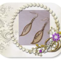 I have just completed a set of Bridal Pieces for my Gallery and you are welcome to comment.