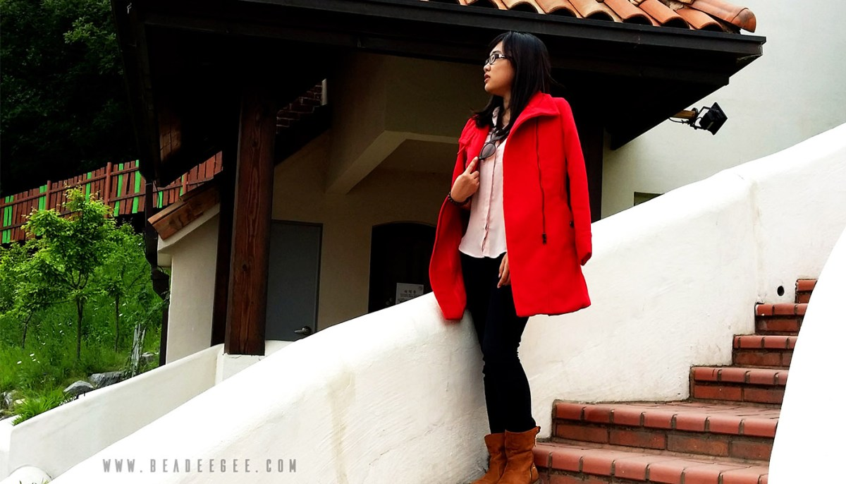ootd coat