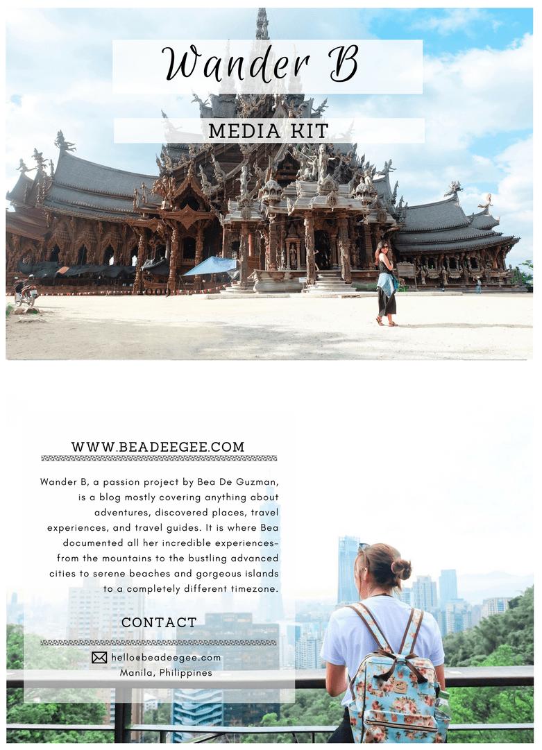 media kit beadeegee