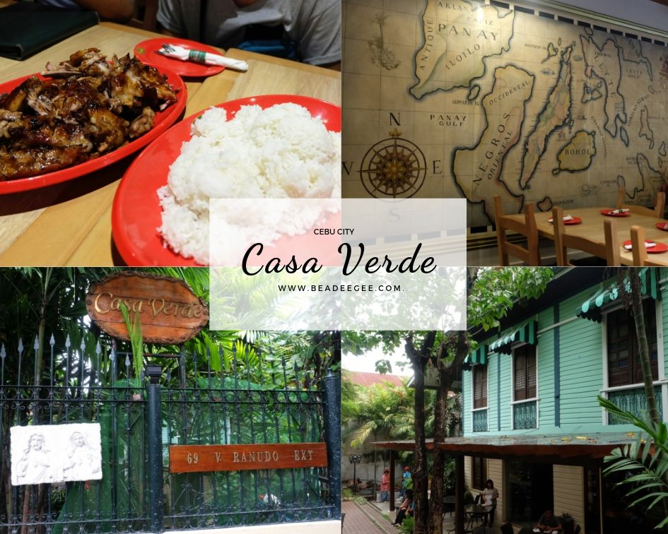 Casa Verde, Cebu City