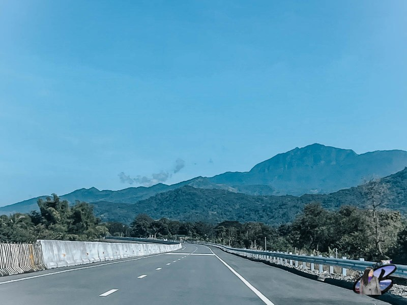 driving to Baguio City on a pandemic