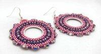 Beadfeast :home of handmade bead embroidered jewelry