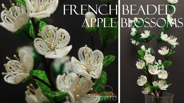 Apple Blossoms Pattern/Tutorial Free download
