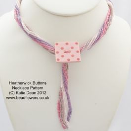 Heatherwick Necklace Pattern