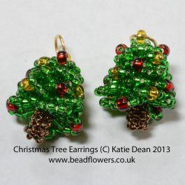 christmas tree charm