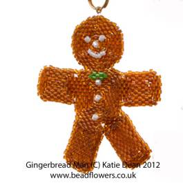 Gingerbread Man Kit