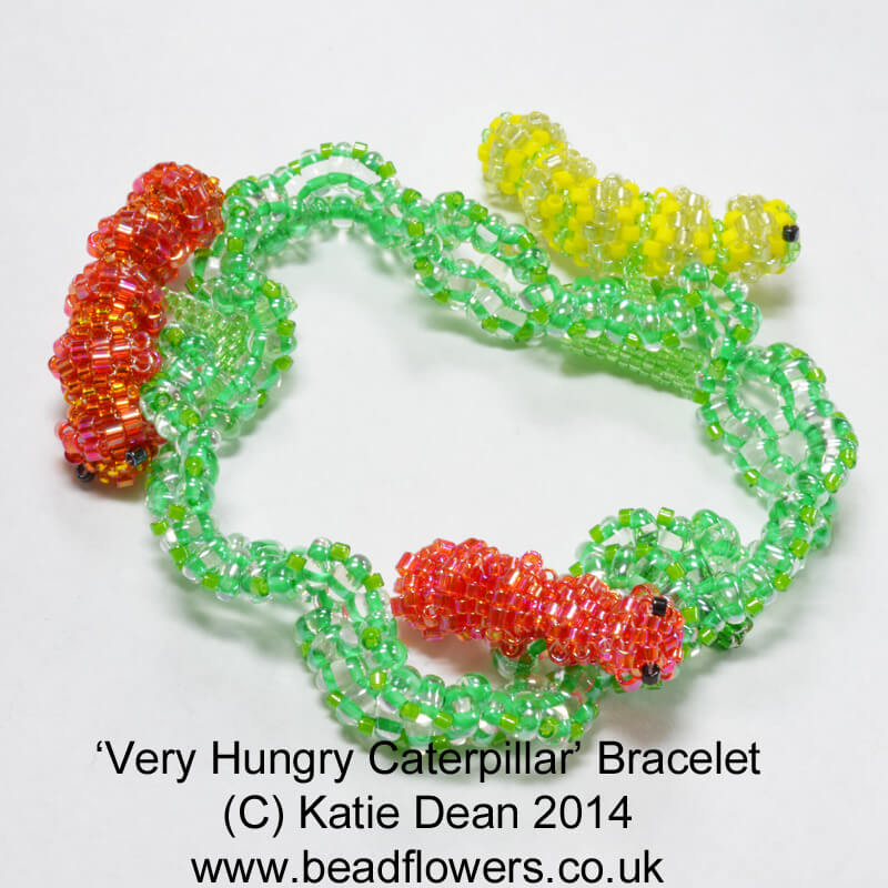 Very Hungry Caterpillar Bracelet