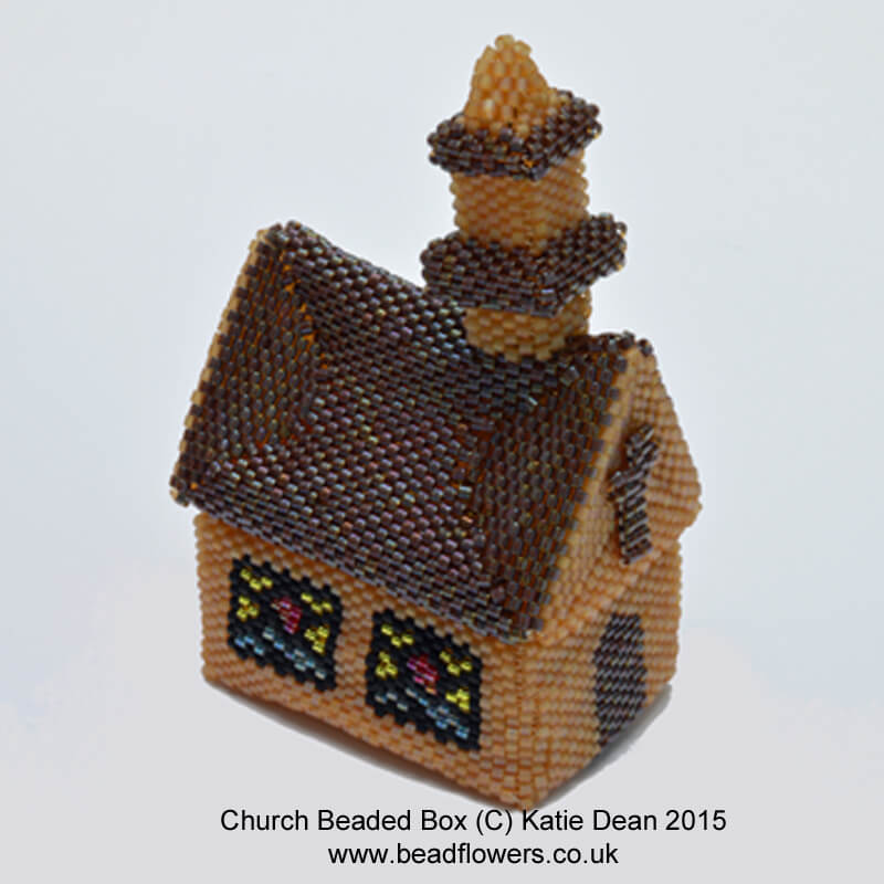 Church Beaded Box Pattern