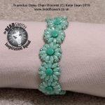 superduo daisy bracelet