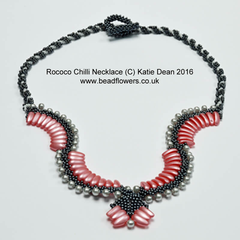 Chilli Beads Necklace