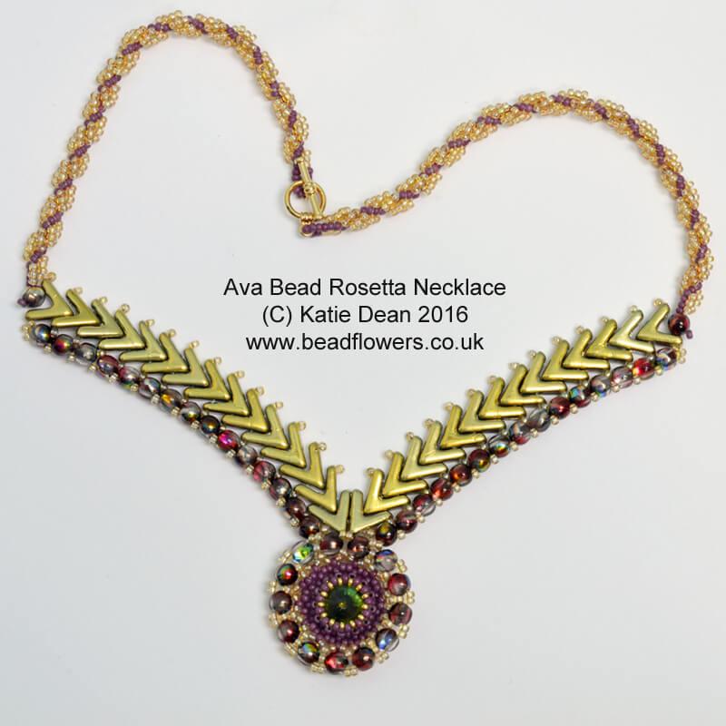 Ava Beads Pattern