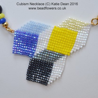 Cubist Necklace