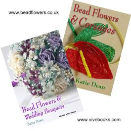 French Beaded Flowers Ebook Collection
