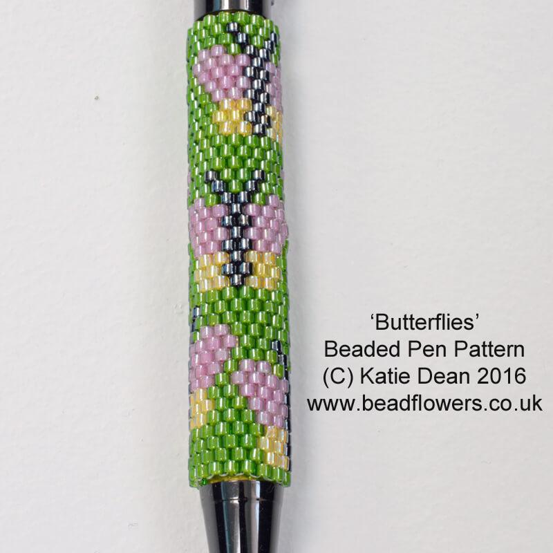Butterfly Pen Pattern