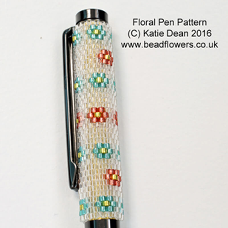 Floral Pen Pattern