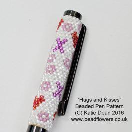 Hugs and Kisses Pen