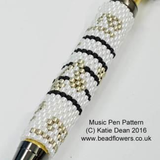 Music Pen Pattern