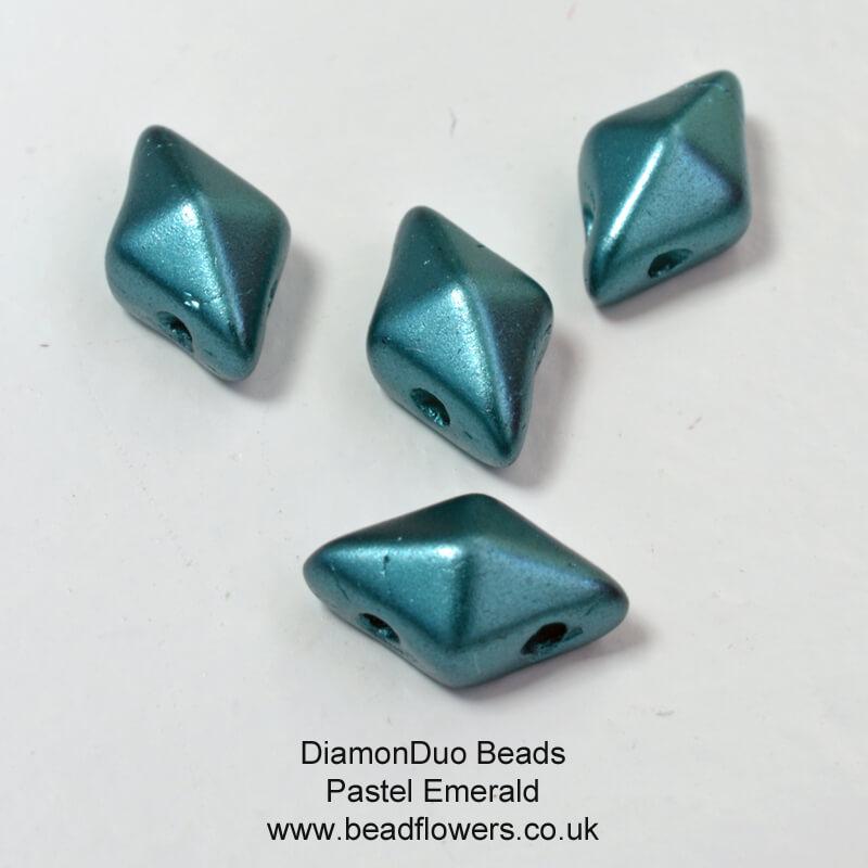 DiamonDuo Beads
