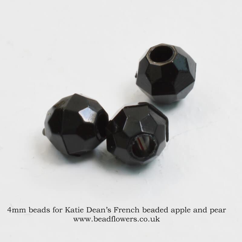 French beading supplies, Katie Dean, Beadflowers