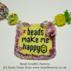 How to make time for beading: importance of relaxation