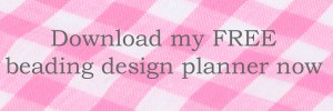 Great Beading Designs, Katie Dean, Beadflowers