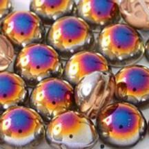14mm Dome Beads, Katie Dean, Beadflowers