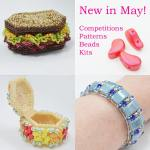 Beading Competitions, Katie Dean Beadflowers