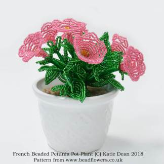 French Beaded Flower Kits