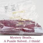 A beading mystery solved, Katie Dean, Beadflowers