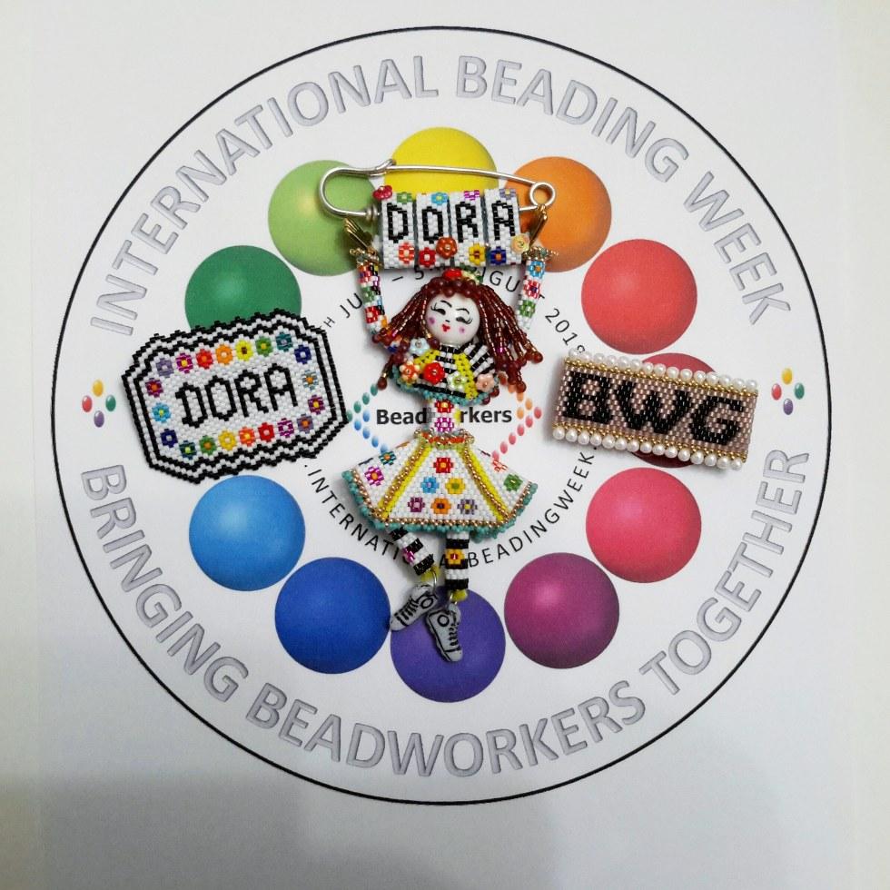 Dora, IBW Beading Competition, 2019