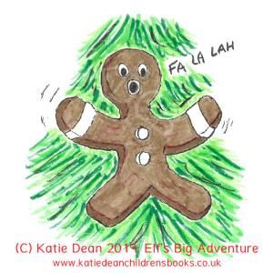 Elf's Big Adventure, Katie Dean