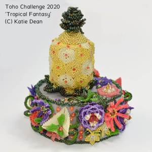 Toho Challenge 2020, Tropical Fantasy by Katie Dean