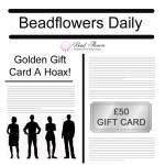 Golden gift card hoax