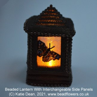 Beaded Lanterns