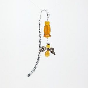 topaz angel bookmark