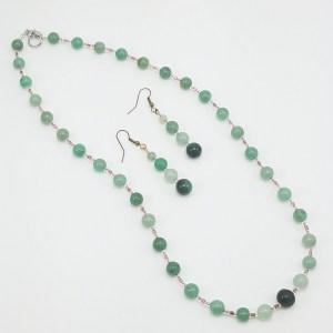jade roses set