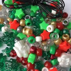 Christmas bead pack
