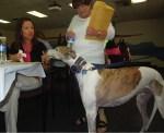 Angy & Linda Lopez meet Jett