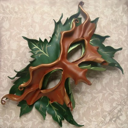 Great Greenman Mask