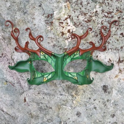 stag lord leather mask