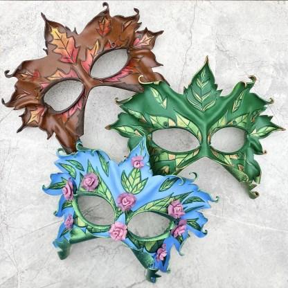 woodland dryad masks
